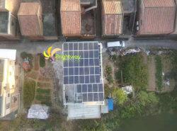 preço de fábrica Home Sistema de Energia Solar com serviço de instalação