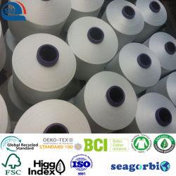 재생된 비스코스 레이온 필라멘트 털실 급료 털실 중국 제조자 (Oeko-tex100/GRS/Biodegradable/ocean 행이는 플라스틱)