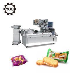 Dxd-1200 Candy Packaging Machine Van Het Type Pillow