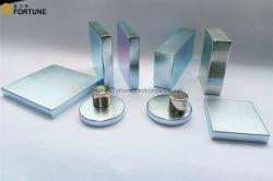 Venta caliente de imán permanente excelente material imantado para la industria