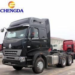 Sino Truck 420HP HOWO Veículo Pesado para o Reboque do Trator
