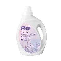 OEM 2L Produit de nettoyage en profondeur un détergent liquide pour la lessive