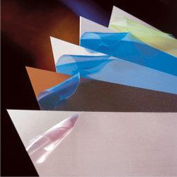 Цветные защитную пленку металлической поверхности клейкой ленты