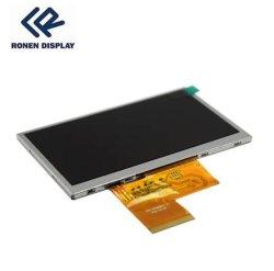 Ronen Rg043dtt-13 per il backup automatico della vista parcheggio del monitor da tavolo per auto Display LCD HD da 4.3 pollici