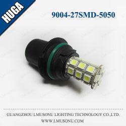 مصباح الضباب 9004 27SMD 5050 LED