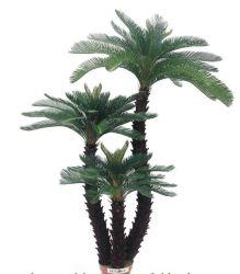 123سم الديكور شجرة السيكا الاصطناعية بونساي (مع 3 قنوات)