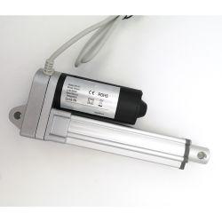 Preço de curso personalizado do motor de CC 12V 24V Electric atuador linear