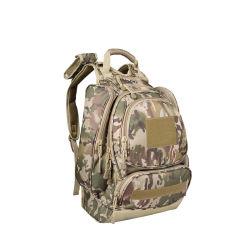Camo военных для тяжелого режима работы гидратации рюкзак с ноутбуком в моторном отсеке, водонепроницаемый 3 дня походов рюкзак, 40 литров (Мочевой пузырь не входит в комплект)