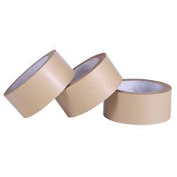 Venta caliente Autoadhesivas OEM degradables cinta de papel Kraft
