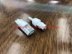 Hoogwaardig OEM-mistlicht remlicht richtingaanwijzer CANbus No Hyper Flash Geel Wit 7440 1157 LED