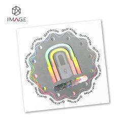Tour personnalisé personnalisé 3D'hologramme Autocollant de sécurité