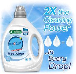 3 en 1 étiquette Conception bébé enzymatique du savon détergent à lessive liquide les fournisseurs
