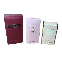 Custom Parfum Skincare Set BOÎTE EN CARTON DE PAPIER