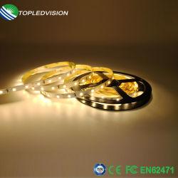 High Bright 2835 Luz Flexível Fita LED 60LEDs 12W/M com a norma IEC/EN62471