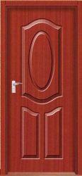 Preiswerte moderne Kurbelgehäuse-Belüftungmdf-hölzerne Innentüren (HD-8008)