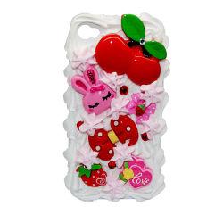 Eiscreme-Kasten für iPhone 4/4s (AZ-IC026)