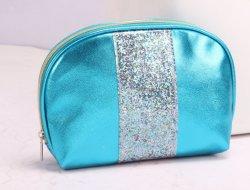貝殻の装飾的な袋のクラッチの海のシェル整形構成袋旅行女性のための便利なオルガナイザーの例のTolietryの袋