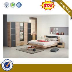 Новейшие разработки в два раза планке деревянные спальни, односпальной кровати для взрослых