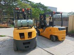2톤 LPG/가스/가솔린/가솔린 지게차 대비 가격