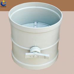 Valvola di rilascio dell'aria in plastica PP/PVC resistente all'usura e alla corrosione