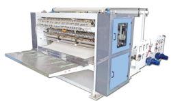 Tecido Facial Interleaving Máquina de Dobragem Interfolding Tecido Facial da linha de produção