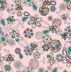 Grande variété de motifs textiles de gros de tissu de coton