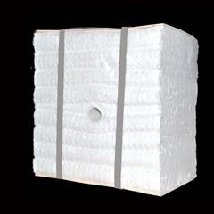 O Módulo de Fibra Cerâmica Módulo colado Módulo Superior do Forno Módulo à prova de Fibra Cerâmica cerâmica de módulo de Superfície Plana