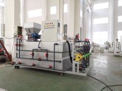 Dosaggio del preparato d'asciugamento del prodotto chimico del sistema del polimero del regolatore