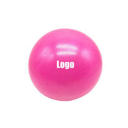 Mini Bola de Pilates Yoga para la estabilidad Entrenamiento físico Gimnasio Ráfaga Anti