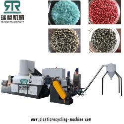 HDPE LDPE PP Pet PVC ABS TPU gránulos de EVA que hace la máquina PE PS Film de reciclaje de la planta de peletización Línea