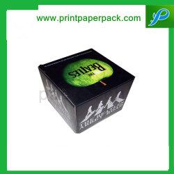 Geschenkschachtel mit Klebeband-LED-Lichtverpackung für E-Flute CD/Dvd nach Maß mit ISO9001