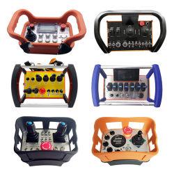カスタマイズされた Q5000 ワイヤレストランスミッタレシーバ油圧比例式リモートコントロール