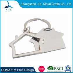 Custo Sublimation Metal keychain New Design Game Lock Shopping سلة التسوق سلسلة مفاتيح سوبر ماركت فارغة