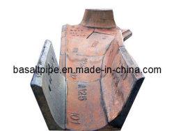Form-Basalt-Rutsche
