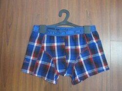 Heißer Verkaufs-bequeme Baumwolle/reizvolle Unterwäsche der Spandex-Männer