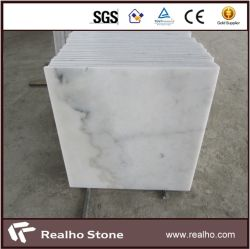 De goede Tegel/de Stap/de Plak van Carrara van de Prijs Italiaanse Witte Marmeren voor Verkoop
