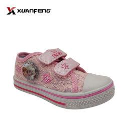 Casuals Einspritzung der populären Kinder Segeltuch-Schuhe mit LED-Lichtern