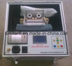 أدوات جهاز اختبار الزيت العازلة (IIJ-II-100KV) الخاصة بزيت محول HV