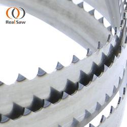 De metal inoxidable de alto rendimiento de las herramientas de corte de hojas de sierra de los alimentos con banda Steelshredder