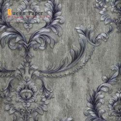 Color nuevo material de construcción de la decoración de papel tapiz de PVC de pared para la decoración del hogar