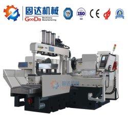 fresadora CNC de doble cabezal dúplex CNC fresadora CNC fresadora CNC dobles caras la base del molde Millling CNC máquina de fresado CNC Máquina-herramienta CNC moler