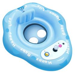 Het hogere Speelgoed van het Water voor de Opblaasbare Elektrische Rit van Jonge geitjes zwemt Ring voor de MiniAutoped van de Baby in Pool