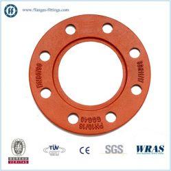 ANSI B16.5への裏付けのリングのフランジ