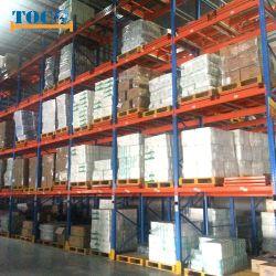 Q235B Preiswerter Block-Push-Back-Pallet-Speicher für Haushaltsgeräte