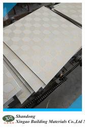 PVCによって薄板にされるギプスの天井はギプスのためのPVCフィルムをタイルを張る