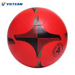 Rabais de gros ballons de football en caoutchouc en vrac