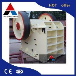 Kiefer-Steinzerkleinerungsmaschine für das Aufbereiten des Minerals/der Erze