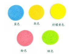 Cocina de celulosa de madera comprimida la esponja de limpieza Bath-Room la esponja de limpieza