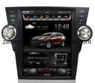 DVD для Toyota Highlander GPS, TPMS, SWC БОРТОВОЙ СИСТЕМЫ ДИАГНОСТИКИ, радио