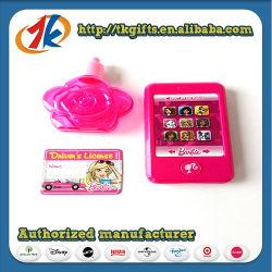 Artículos promocionales Teléfono con forma de flor de juguete de botella
